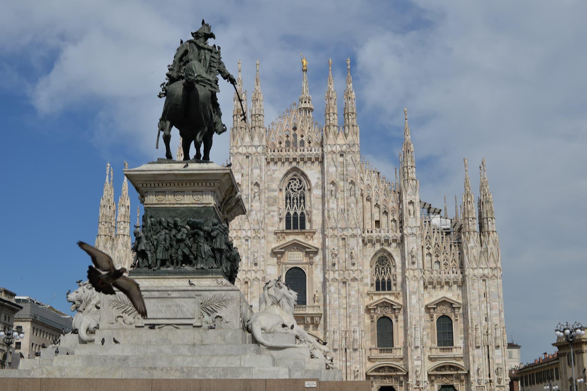 ミラノの基本・観光情報