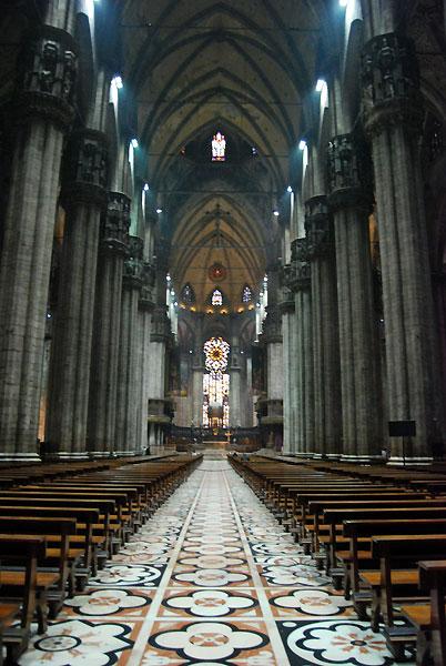 duomo07 - ミラノのシンボル大聖堂ドゥオーモ