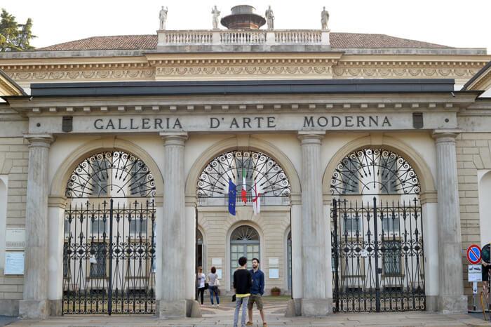 01 2 - 印象派の巨匠を満喫ミラノ近代美術館(Galleria d'Arte Moderna)