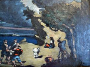 02 1 300x225 - 印象派の巨匠を満喫ミラノ近代美術館(Galleria d'Arte Moderna)