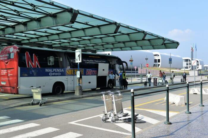 STK 9371 e1543245965730 - マルペンサ空港で迷わない、空港内を詳しく紹介