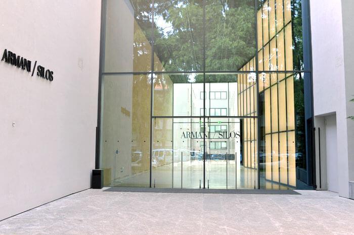 armani silos01 - ファッションの歴史を探るアルマーニ美術館(ARMANI/SILOS)