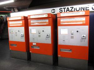 metro01 300x225 - ミラノの地下鉄を上手に利用して、観光を快適に!