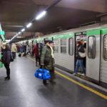 metro06 150x150 - ミラノの地下鉄を上手に利用して、観光を快適に!