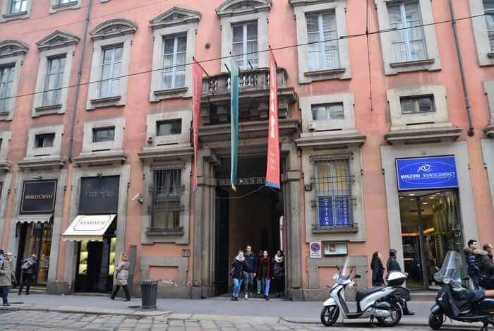 museo poldi pezzoli 1 - ポルディ・ペッツォーリ美術館(Museo Poldi Pezzoli)
