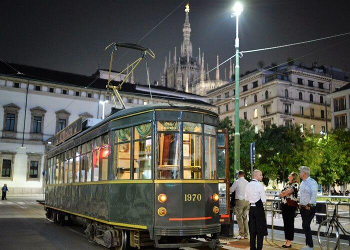 ristorante tram 5 - ミラノのお勧めトラムレストラン(ristorante_tram)