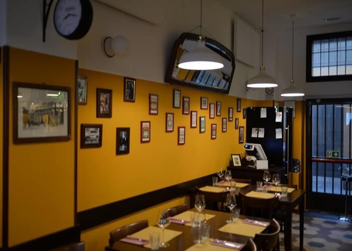 ristorante trippa 3 - 革新的トラットリア・トリッパ
