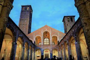 santambrogio02 300x200 - ミラノ最古の教会「サンタンブロージョ聖堂」