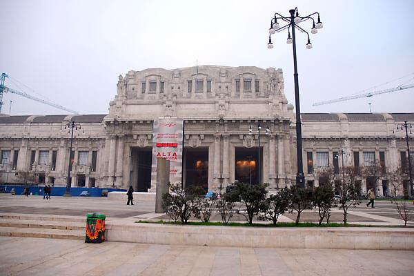 station front01 - ミラノ中央駅で迷わない、駅を徹底解説!