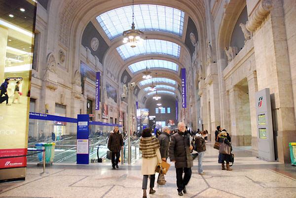 station inside03 - ミラノ中央駅で迷わない、駅を徹底解説!