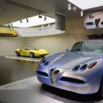 alfaromeo museo 9 150x150 - アルファロメオ博物館(Museo Storico Alfa Romeo)