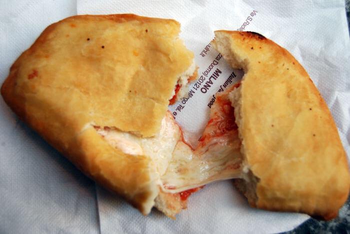 luini02 - 揚げピザ LUINIを食べながらミラノ観光を満喫しよう