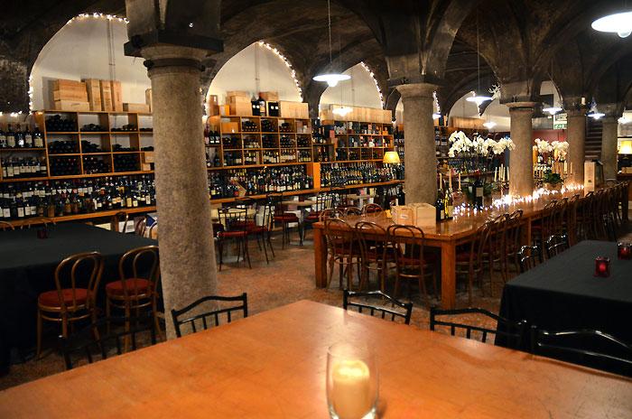 nombra de vin03 - ミラノ最大級のエノテカ N'ombra de vin