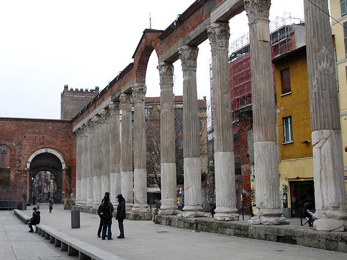 porta ticinese01 - ティチネーゼ門(porta_ticinese)