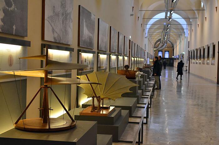 レオナルド・ダ・ヴィンチ記念国立科学技術博物館