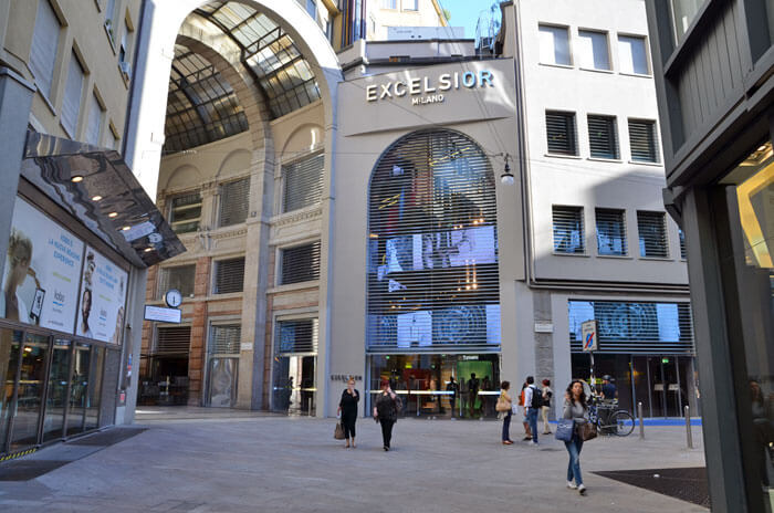 excelsior01 - ミラノのセレクトショップが手掛ける百貨店エクセルシオール