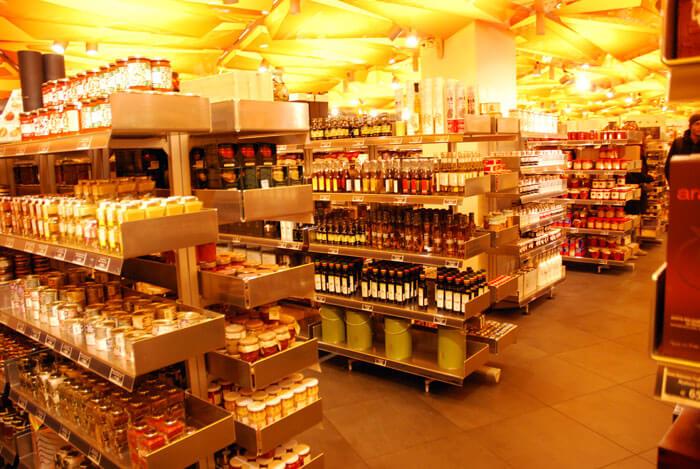 rinascente05 - ミラノ観光のショッピング、お土産のお勧めスポット