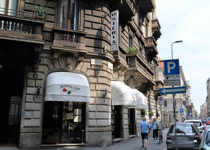 milano ristorante_mammarosa