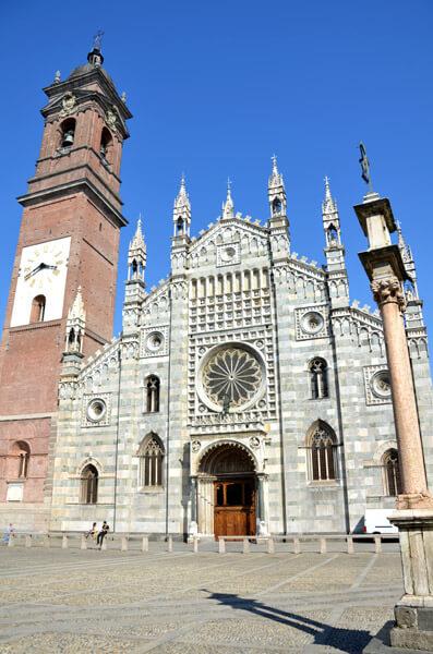 モンツァ 大聖堂