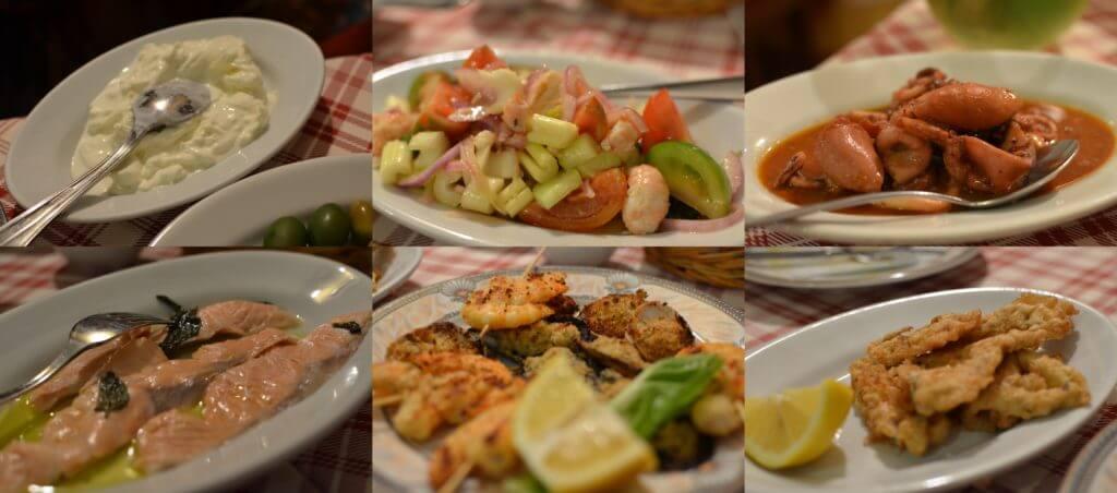 ミラノ レストラン メラベルデ