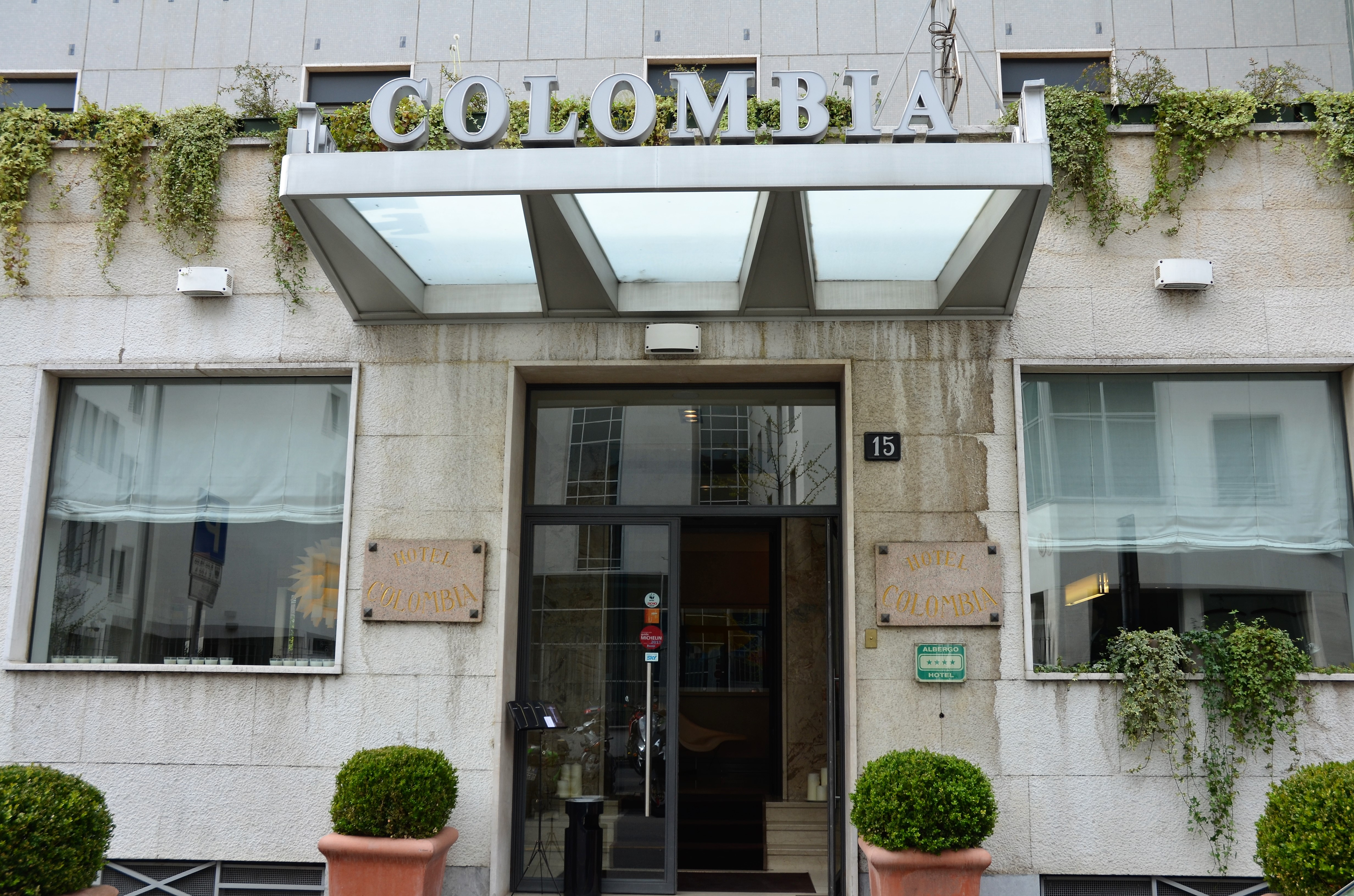 hotel colombia 7 - アーモイタリア提携ホテル「ホテルコロンビア」