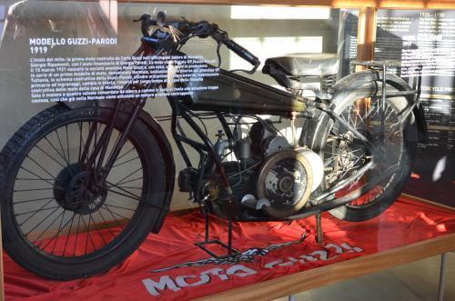 モトグッチ博物館