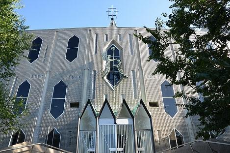 ミラノ サンカルロ教会