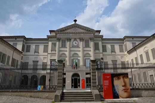ベルガモ アカデミアカッラーラ美術館