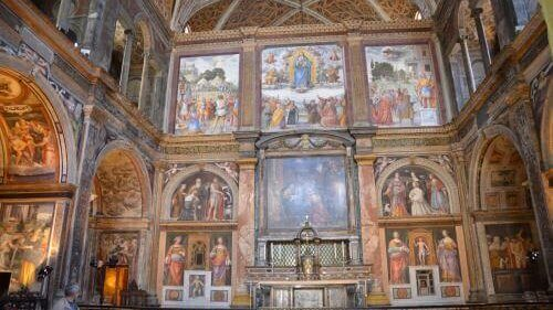cropped STK 2074 convert 20130705222423 - サン・マウリッツィオ教会(San Maurizio al Monastero Maggiore)