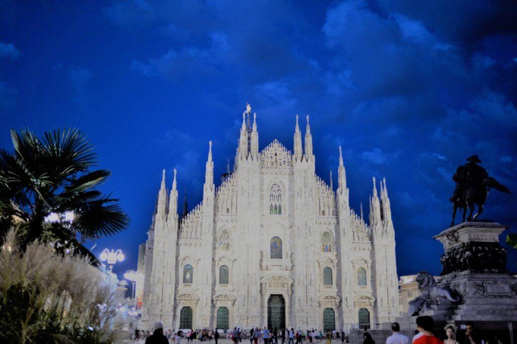 41c233a674b68ab571062c84e4ec2103 1024x681 - ミラノ中心地絶景のレストランジャコモアレンガリオ「Giacomo Arengario」