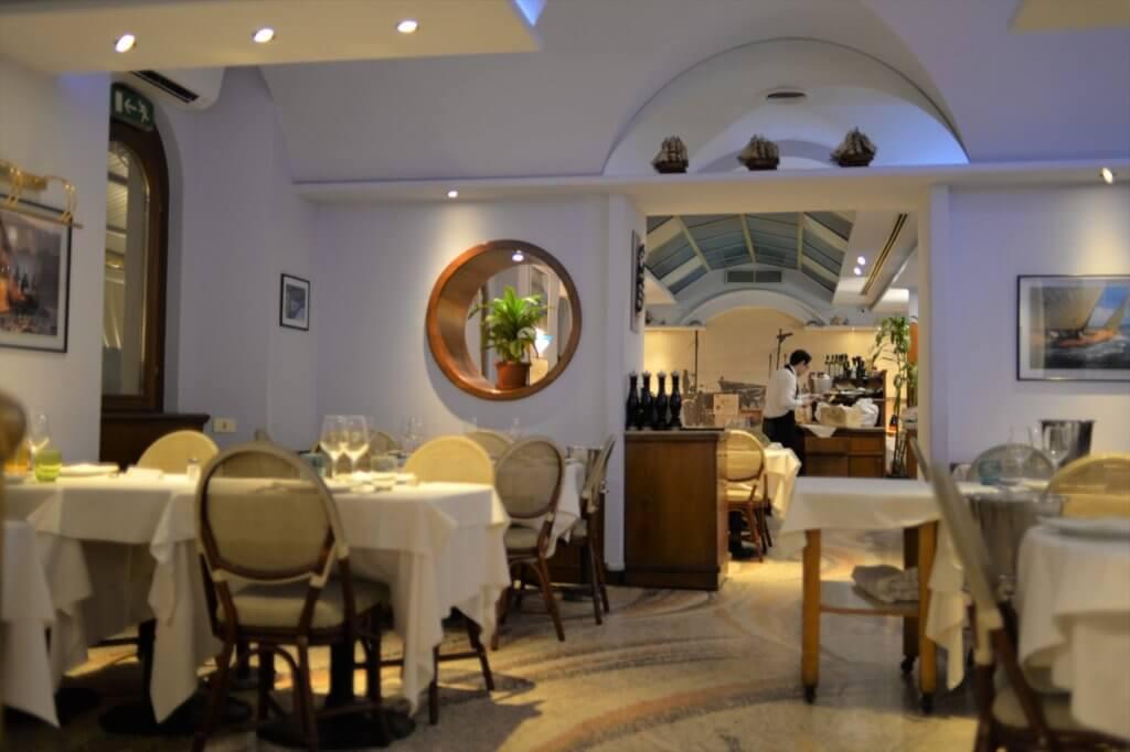 STK 5118 min R 1024x682 - 絶品の魚介料理がお勧めのレストラン「I Sapori del Mare」