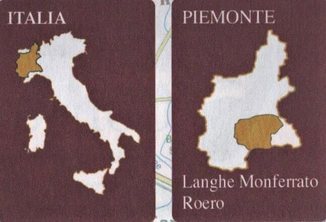piemonte min - イタリアピエモンテ州バローロワイン
