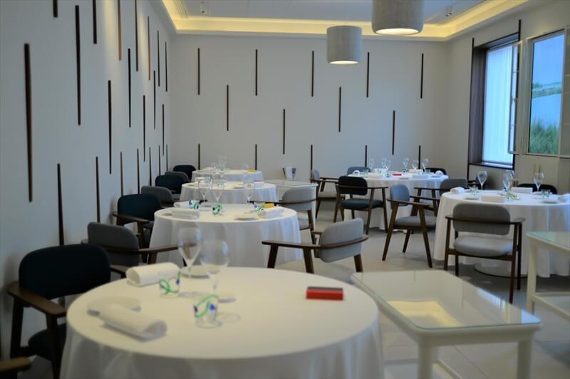 ミラノレストラン「Il Luogo di Aimo e Nadia」