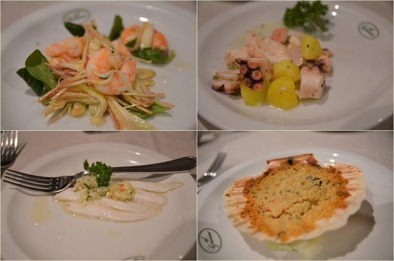 ミラノのレストラン「AL GRISSINO」