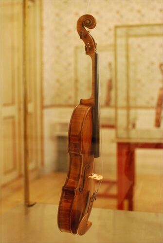 DSC 0309 min R - 【クレモナ観光】ヴァイオリン博物館と中世の街並み
