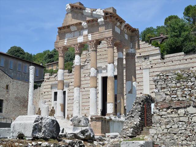 STK 0996 min R - 【ブレシア観光】世界遺産の博物館とローマ遺跡がある町