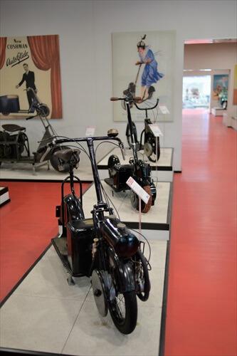STK 7971 R - ミラノ郊外にある珍しいスクーター博物館(museo scooter&lambretta)