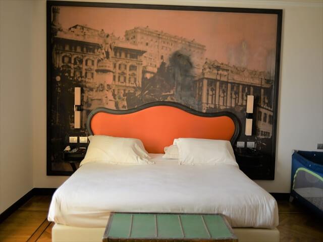 STK 8478 min R - ジェノバのホテル「Grand hotel savoia」